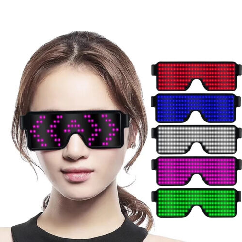 LED party bril