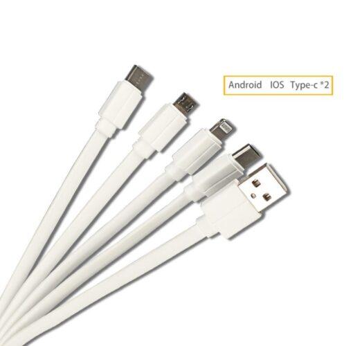 4 in 1 Multi-USB Kabel
