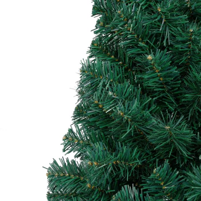 halve kerstboom